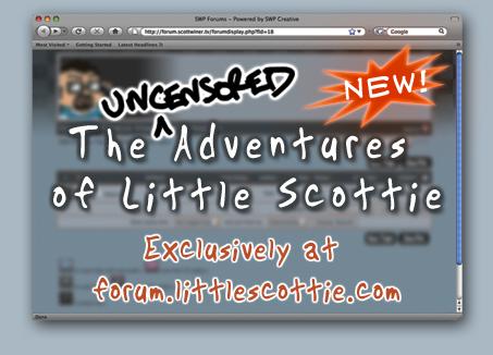 The Adventures of Little Scottie